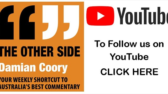 Damian Coory The Other Side YouTube
